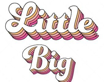 Sorority Svg, Big Little Bundle Svg, Big Little Gift, Big Little Shirts, Sorority Shirt Svg, Sorority Gifts, Digital Download