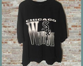 competitive price fc05c 50bd7 White sox sweatshirt | Etsy