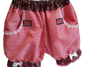 732abe9ffb Tartan Checkered Bloomers