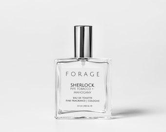 Sherlock Perfume Etsy