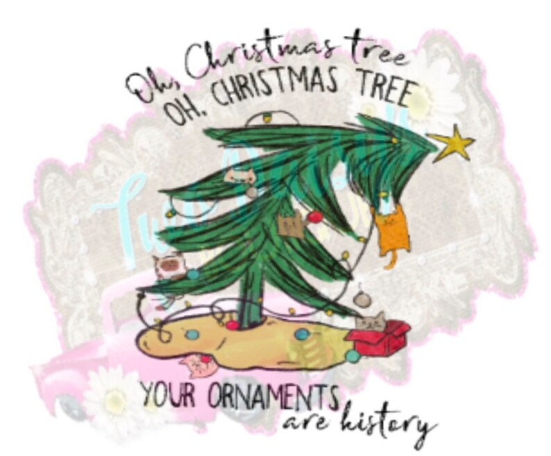 Oh Christmas tree oh Christmas tree your ornaments are history shirt custom holiday shirt