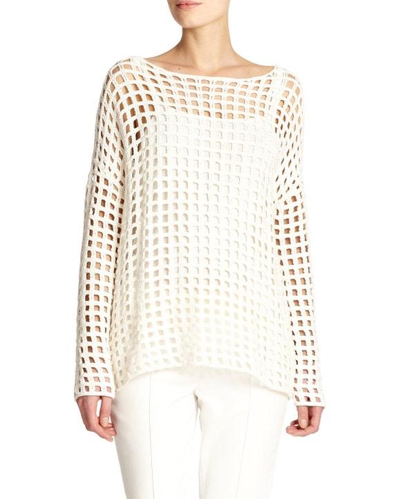 Easy Crochet Tunic Pattern Trendy Tunic Pattern Instructions Etsy