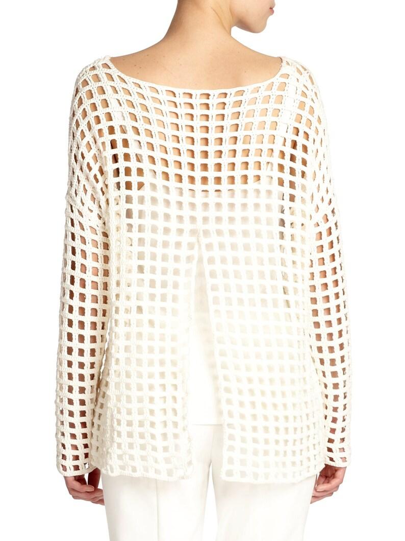 ce73815e29ded Easy crochet tunic PATTERN trendy tunic PATTERN instructions