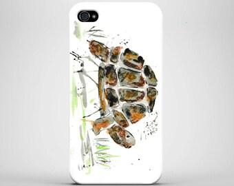 Iphone X/8/7/6/5/4, Samsung S4/S5/S6/S7/S8, phone case, case, tortoise phone case, strong case, tortoise, turtle phone case