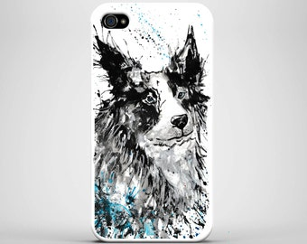 Iphone 7/6/5/4, Samsung S4/S5/S6/S7, phone case, case, collie phone case, strong case, border collie, collie, sheepdog, dog phone case
