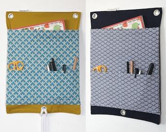 Wandorganizer für Wohnwagen, Camper, Wohnmobil - Frau Knallerbse - Dieses Wandutensilo schafft platzsparend Stauraum auf eingstem Raum