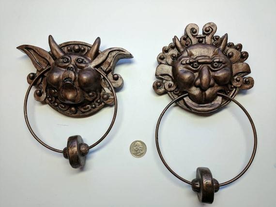 & Mini Labyrinth Door knockers