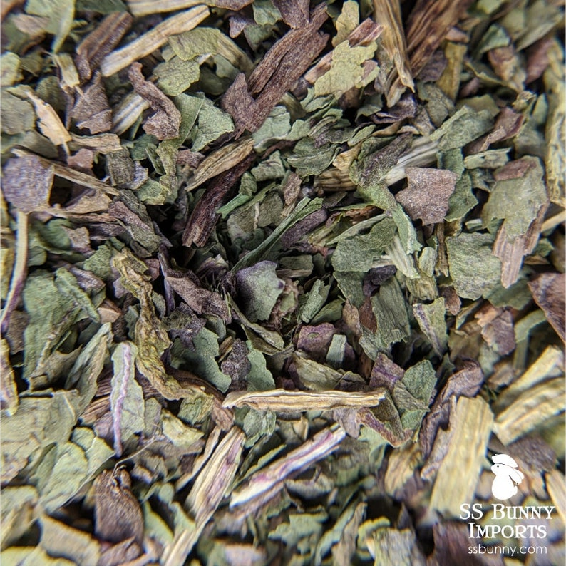 Dandelion leaf certified organic bunny forage guinea pig image 0