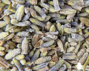 Lavender flower, certified organic; bunny treat, guinea pig treat, hay topper, hay treat