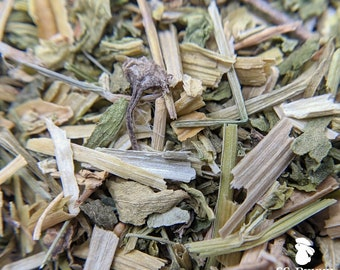 Violet leaf, certified organic; bunny forage, guinea pig forage, hamster forage, rat treat, mice treat, gerbil treat, hay topper, hay treat