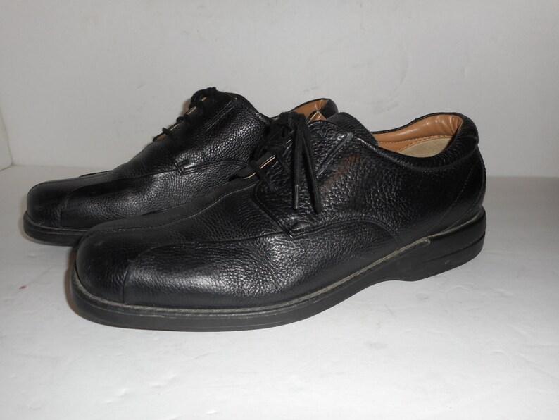 232bdfb11faf ON Sale Men s Vintage Shoes   OXFORDS   Black Leather