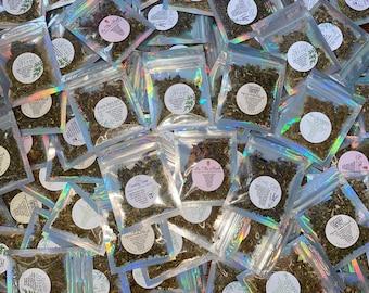 PICK THREE Organic Herbal Blends ~ 2g Loose Blend Each