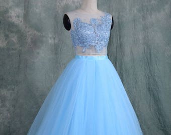 Prom Dress - Mermaid Gown Available