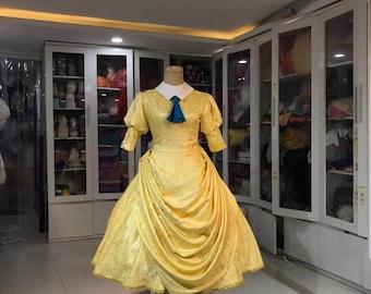Jane Costume - Tarzan Movie - Jane Dress - Cosplay Costume - Disney Costume Inspired