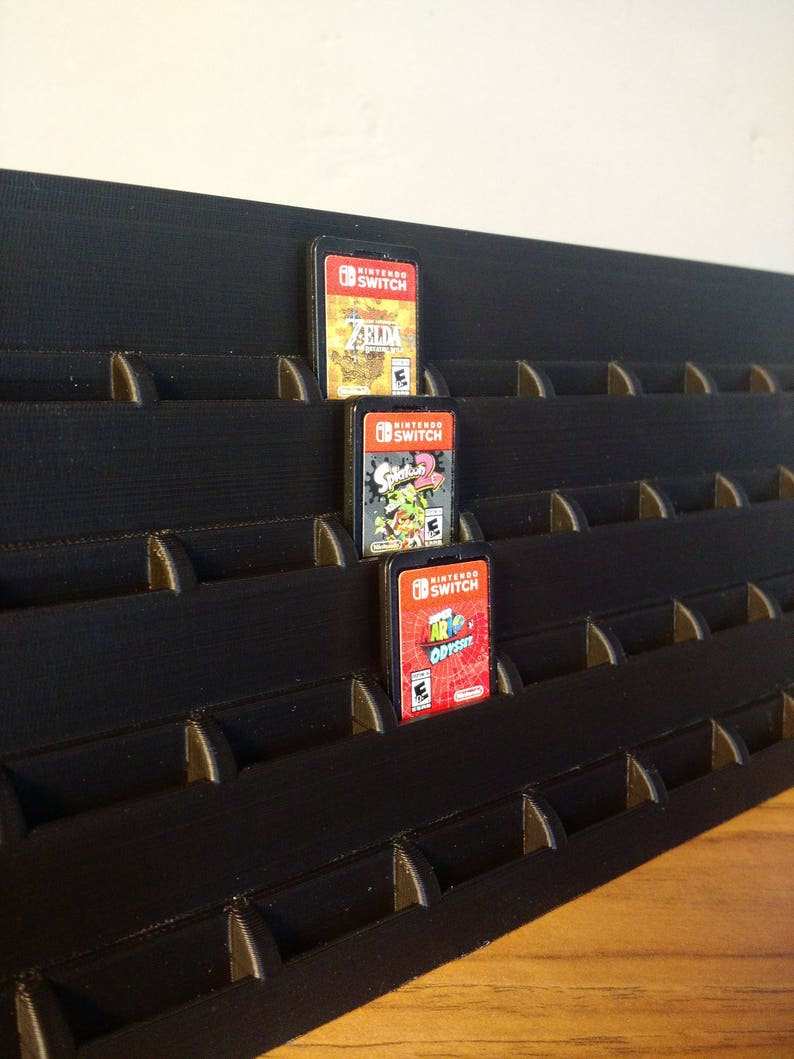 Switch Display Tower Store and Display Your Game Collection!