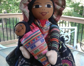 Andean Doll
