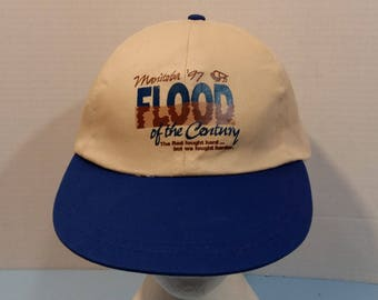 Manitoba Flood Of The Century 1997 Baseball Truckers Dad Hat Cap strapback 37aaffe43364