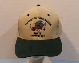 912d51c90d10c Partners In Conservation NWFT Committee Baseball Truckers Dad Hat Cap  Snapback