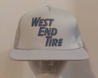 6f50d198d9c West End Tire Snapback Baseball Truckers Dad Hat Mesh Cap