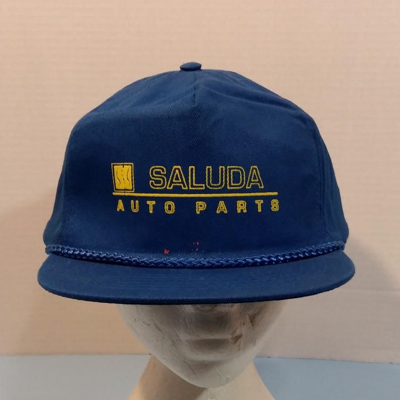 93e079c4fea Saluda Auto Parts Baseball Trucker Dad Hat Cap Snap Back