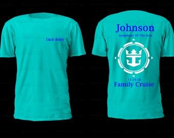 4ba7afae8a514b Family cruise shirts