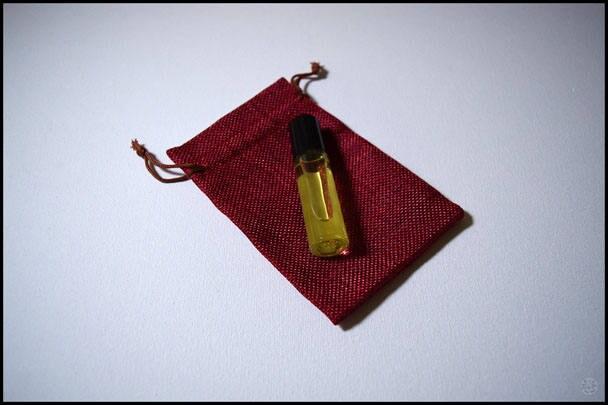 Eau de Cologne pour homme  conifères  10 ml 1/3 oz. Roll