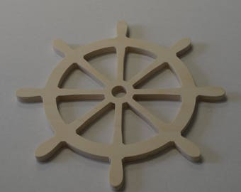 Wooden Ship Wheel Etsy