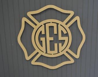 firefighter decor etsy