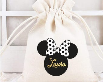 Personalised Disney favor, disney party, Disney bachelorette party, Disney bag,Disney theme, Disney birthday, Hangover kit bags