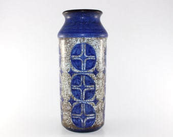 Michael Andersen and Son Beautiful ceramic jar with lid Made in Denmark 1960.