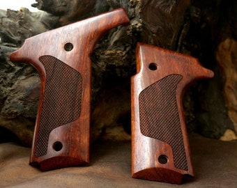 06008b0b6 Colt Double Eagle grips made from deluxe Rosewood . (make your own custom  pair of grips).