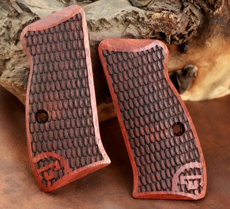 Cz 75 Compact /& P01 /& 40P Rosewood