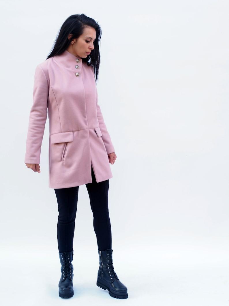 Wool coat womenLong wool coat,black wool coat,maxi coat,long winter coat,plus size coat,black long jacket,long cashmere coat