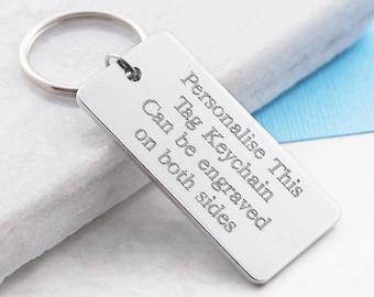 custom keychain etsy