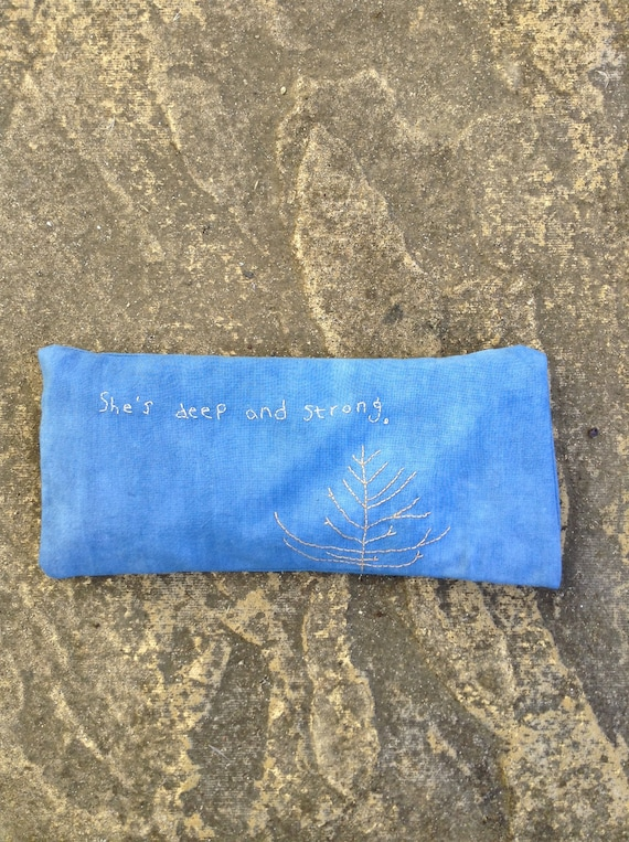 Eye Pillow | Lavender & Flaxseed