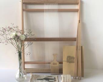 Weaving Loom Kit XL / Starters kit / Weaving Loom / Weefraam / Kit de Tissage debutant