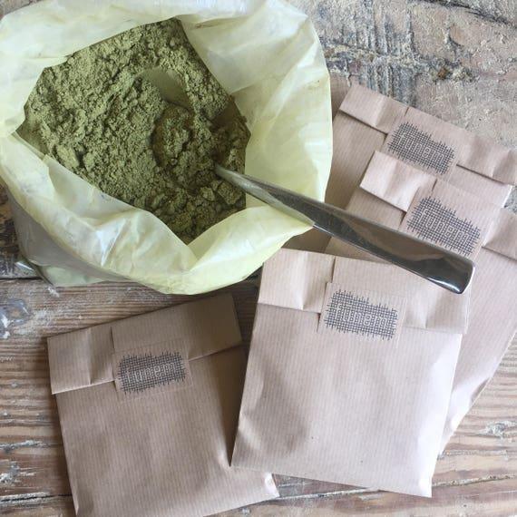 Natural Henna Powder / Pigment