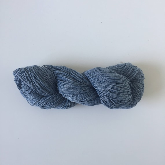 Recycled Denim Yarn Light Blue