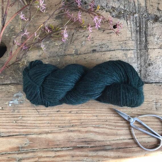 Woolly Yarn Deep Forest