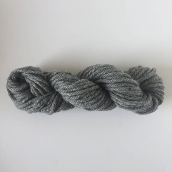 Heather Grey Yarn 100 grams