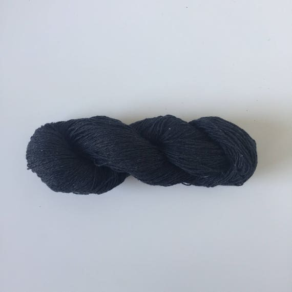 Recycled Denim Yarn Anthracite