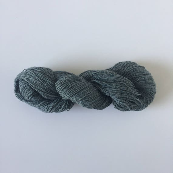 Recycled Denim Yarn Old Blue