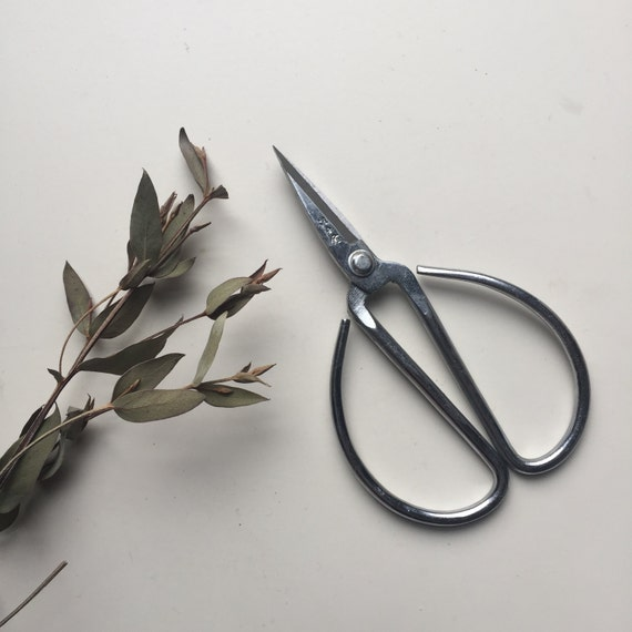 Sewing Scissors / Sharp Scissors / Bonsai Scissors / Iron