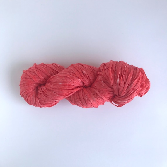 Paper Tape Yarn Grenadine