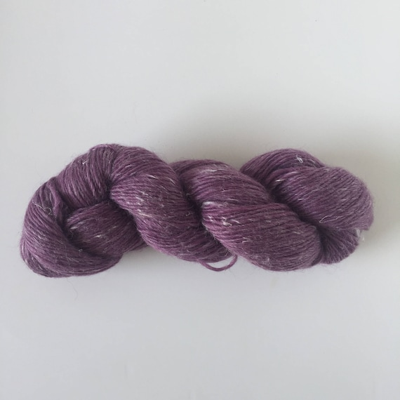 Purple Pink Yarn 100 grams