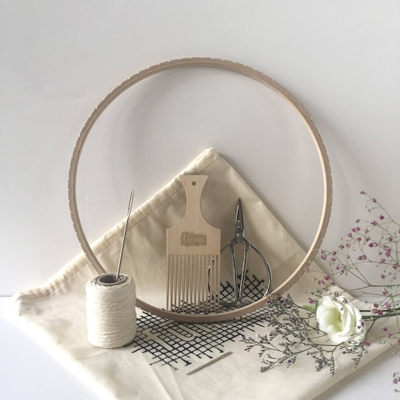 Circular Weaving Loom Kit