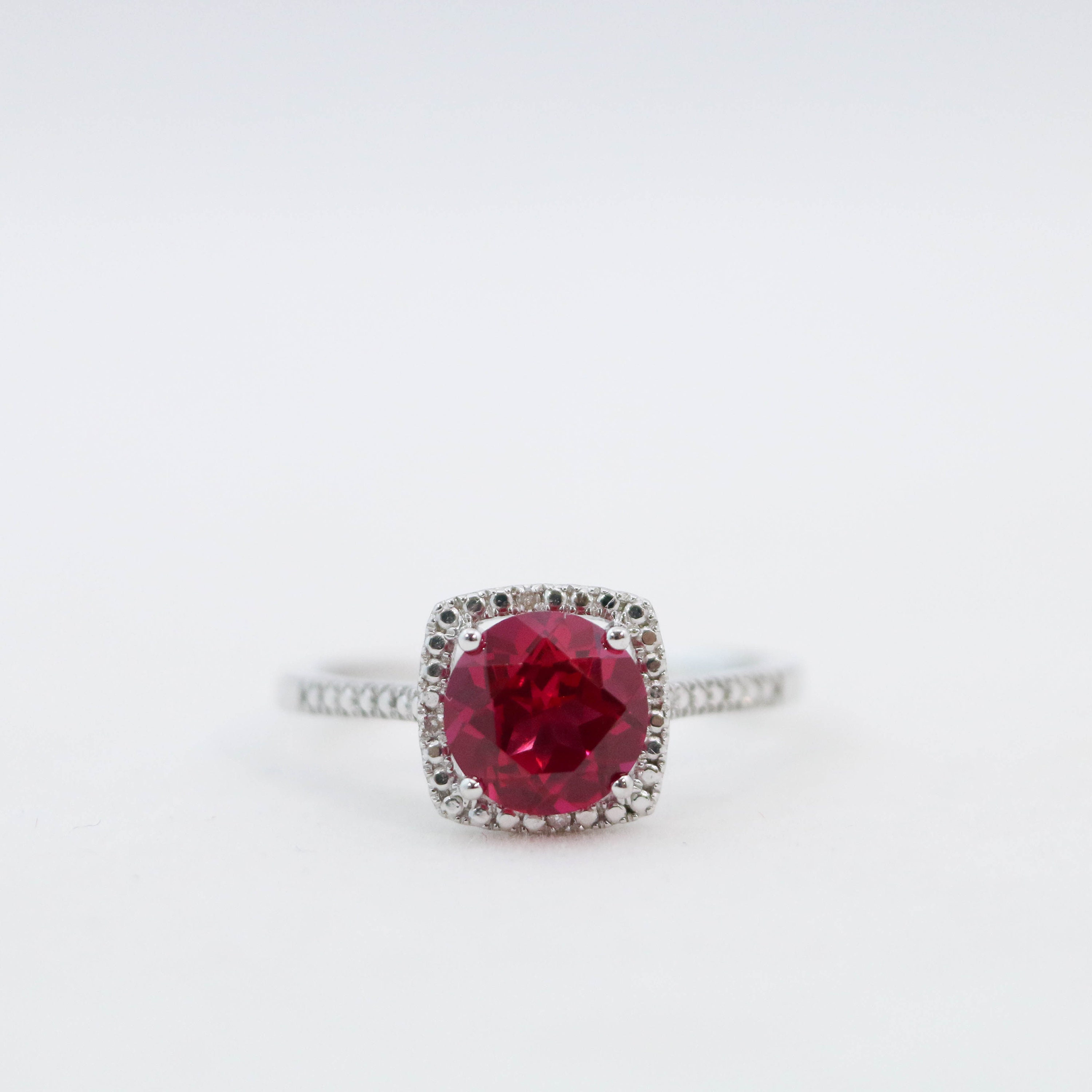 Stacking all US 5,6,7,8,etc 925 Sterling Silver  Gold Personalised Garnet Ring 4x2 mm oval January Birthstone Ring Women/'s Gift