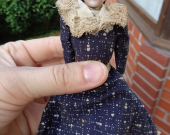 Antique doll dated about 1900