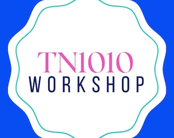 """TN1010 Workshop/ Video to show all the """"lingo"""" of the Travelers Notebook world"""
