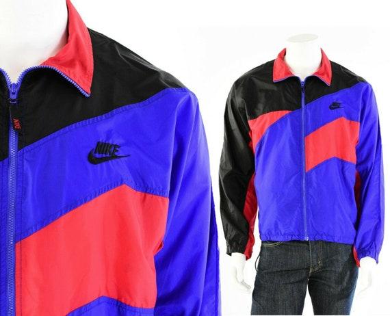 1990's vintage men's L Nike jacket windbreaker